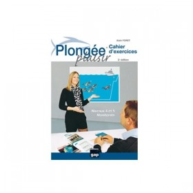 CAHIER D'EXERCICES PLONGEE...