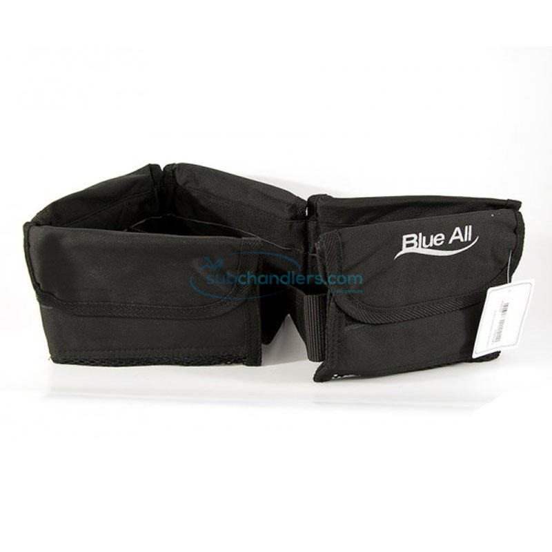 Ceinture à plombs 4 poches - Subchandlers
