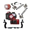 Pack Olympus TG-6, caisson PT-059, flash S2000